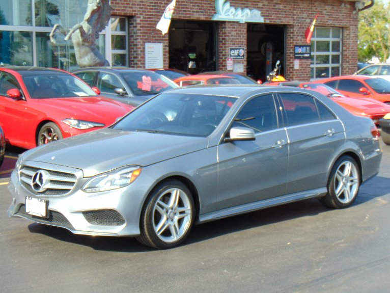 Used 2014 Mercedes-Benz E-Class E 350 Sport 4MATIC | Brookfield, WI