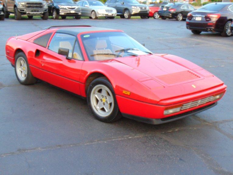 1987 Ferrari 328 GTS Stock 0481 For Sale Near Brookfield