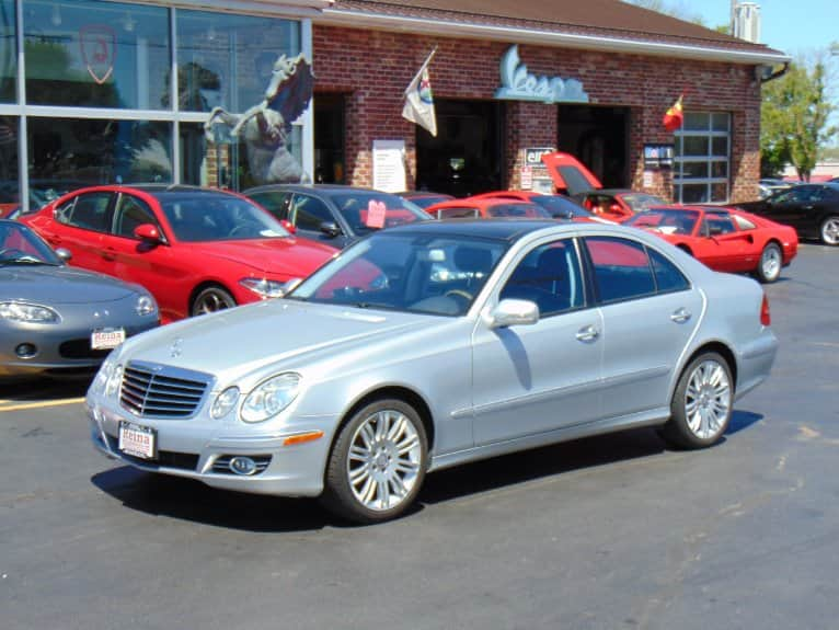 Used 2008 Mercedes-Benz E-Class E 350 4MATIC | Brookfield, WI