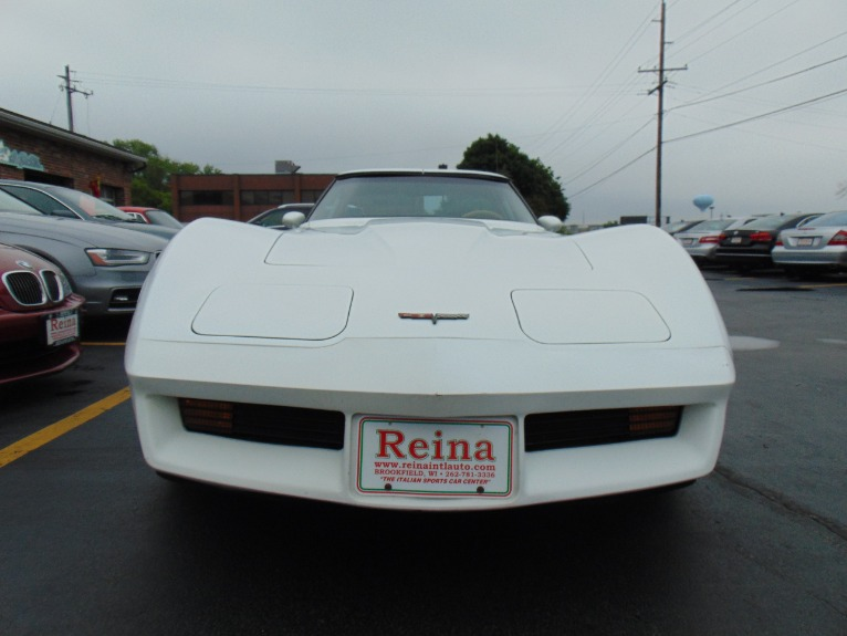Used-1981-Chevrolet-Corvette