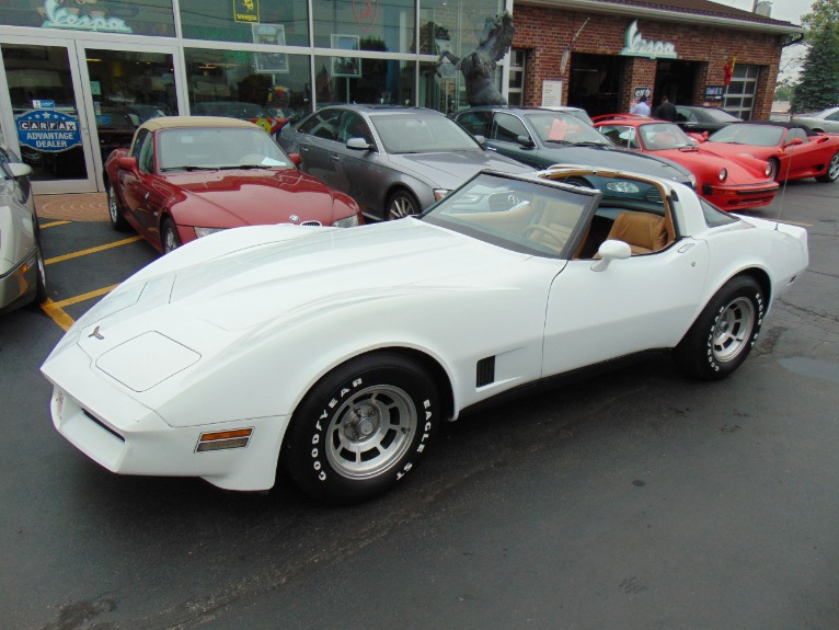 Used 1981 Chevrolet Corvette  | Brookfield, WI