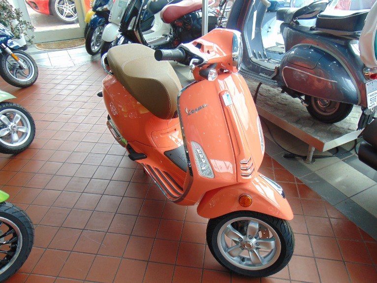 New 2018 Vespa Primavera 50  | Brookfield, WI
