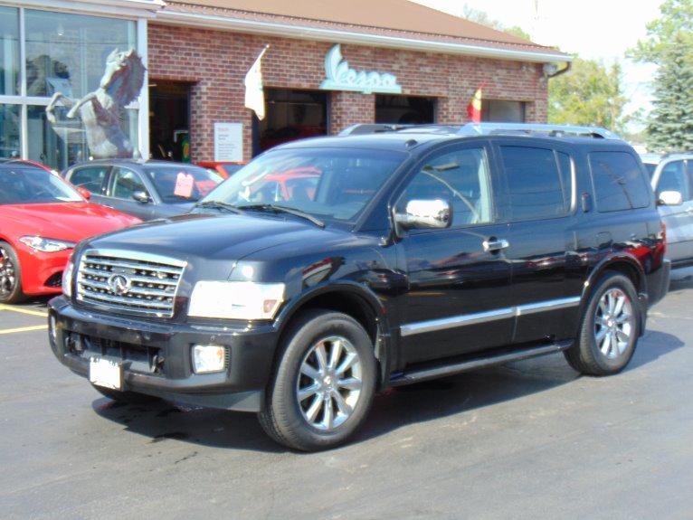 Used 2008 INFINITI QX56  | Brookfield, WI