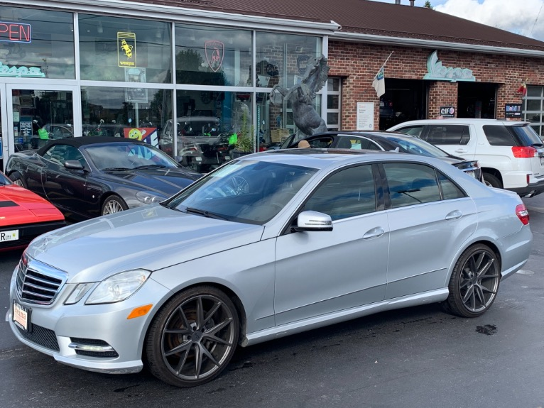 Used 2013 Mercedes-Benz E350 4-Matic Sport  | Brookfield, WI