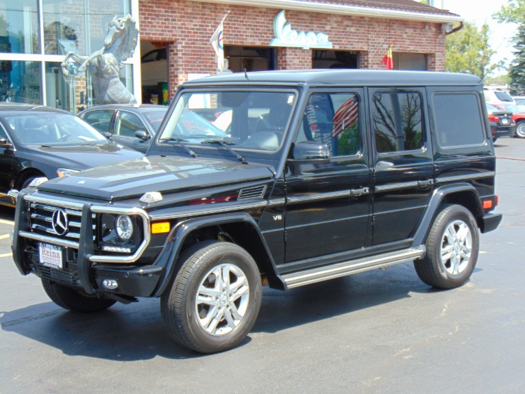 Used 2014 Mercedes-Benz G-Class G 550 | Brookfield, WI