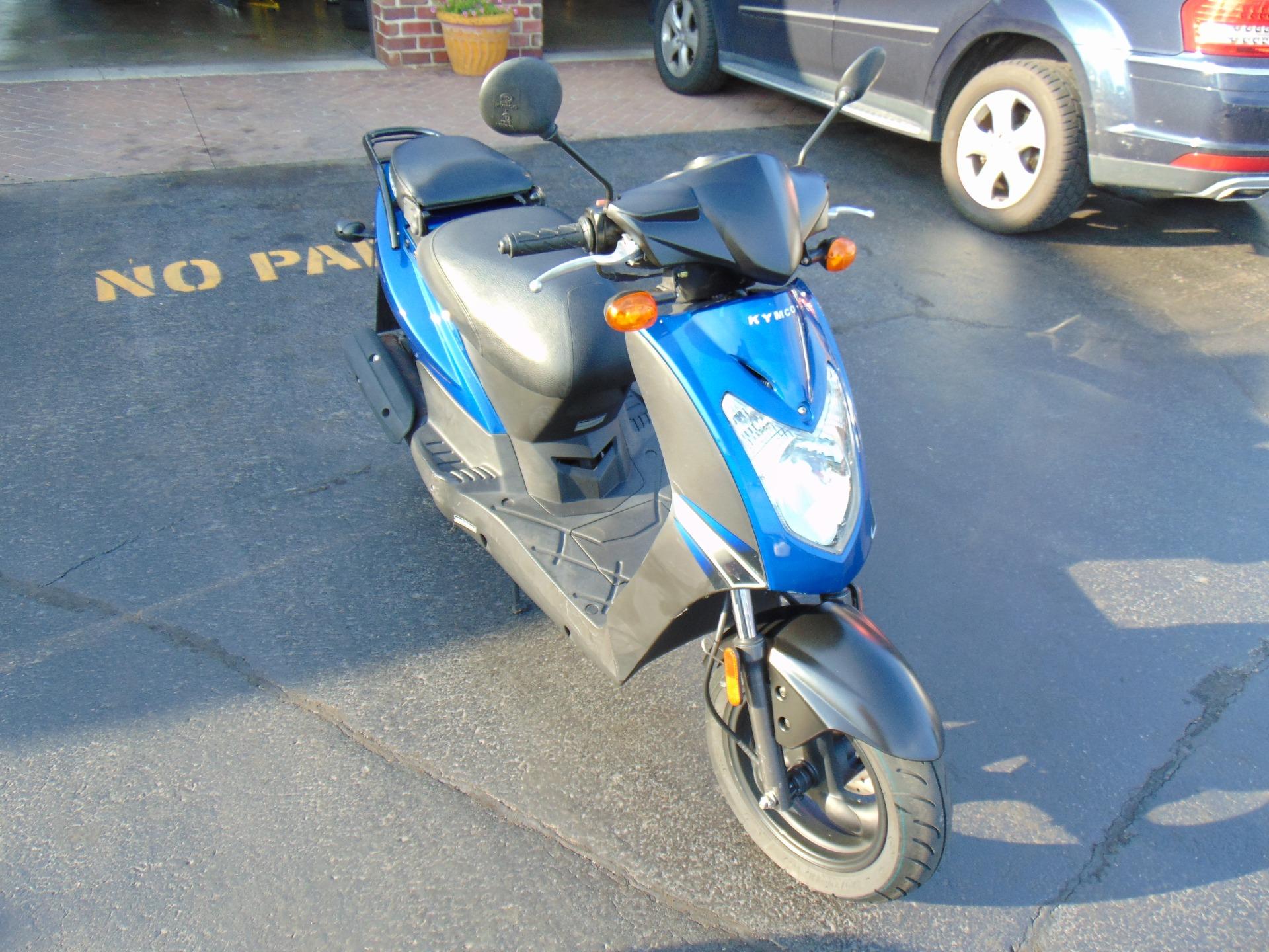 Used-2012-KYMCO-AGILITY-50