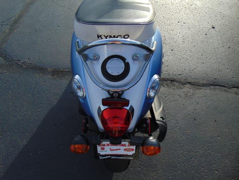 Used-2009-KYMCO-SENTO-50