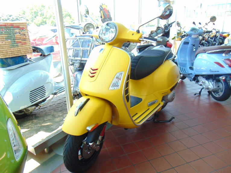 New 2018 VESPA GTS Super Sport 300 ABS  | Brookfield, WI