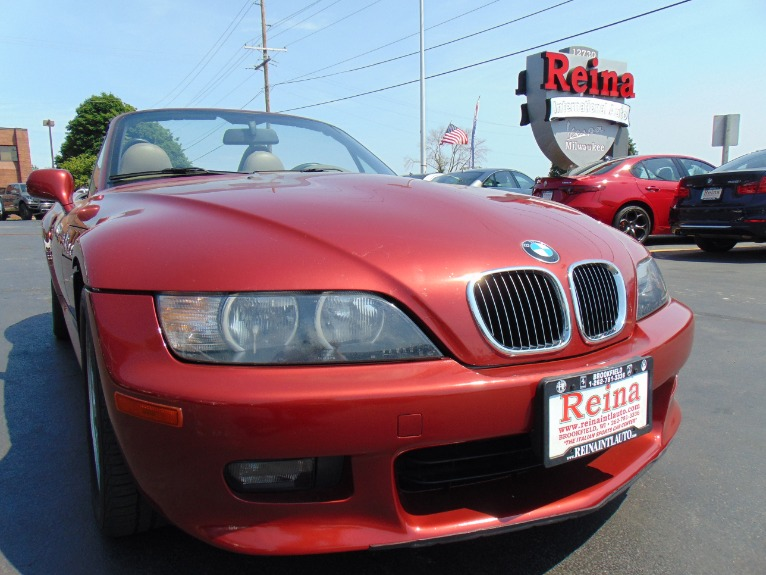 2002 Bmw Z3 2 5i Stock 6668 For Near Brookfield Wi