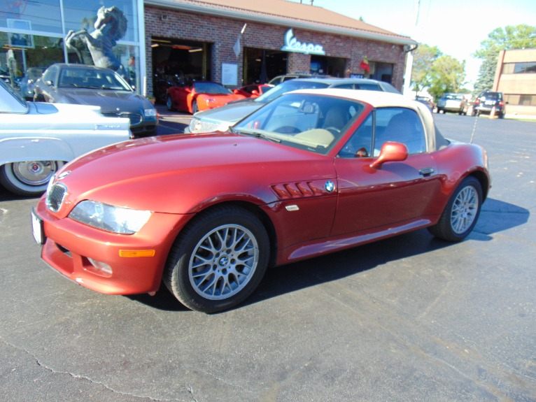 Used 2002 BMW Z3 2.5i | Brookfield, WI