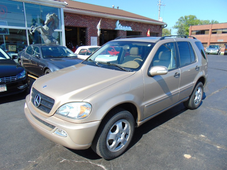 Used 2004 Mercedes-Benz M-Class ML 350 | Brookfield, WI