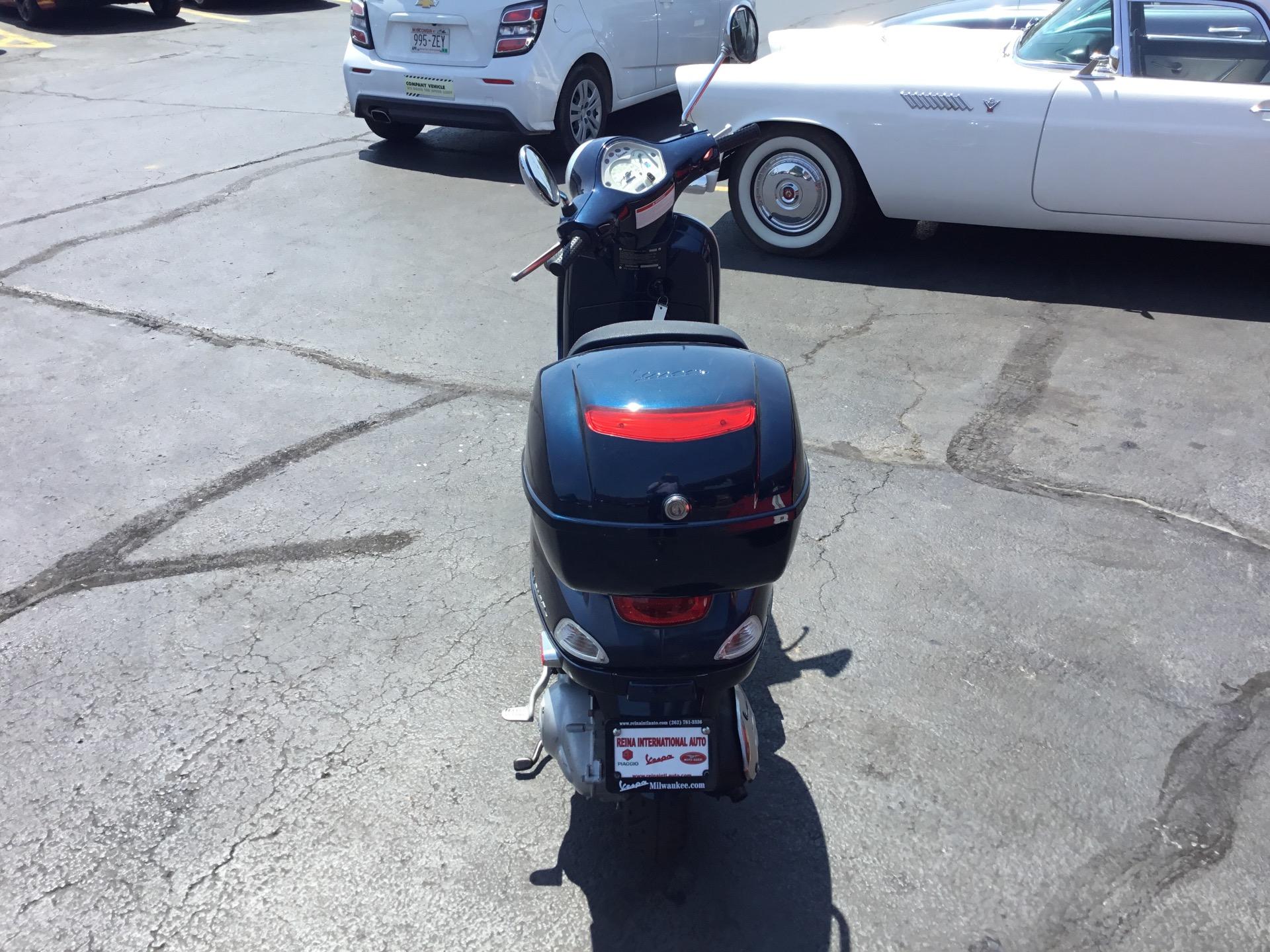 Used-2009-VESPA-LX-150
