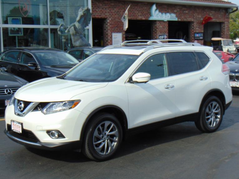 Used 2015 Nissan Rogue SL | Brookfield, WI