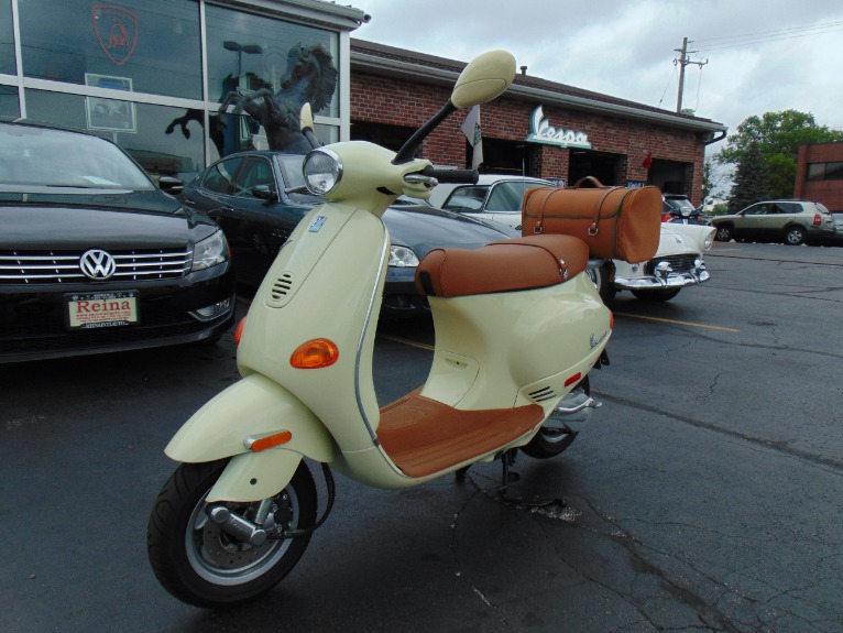 2003 vespa et2 50 stock 9563 for sale near brookfield. Black Bedroom Furniture Sets. Home Design Ideas