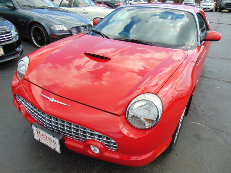Used-2004-Ford-Thunderbird-Deluxe
