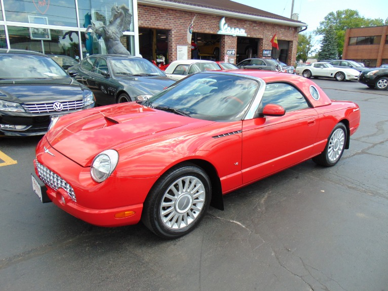 Used 2004 Ford Thunderbird Deluxe | Brookfield, WI