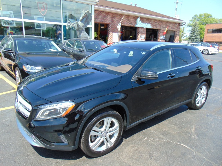 Used 2015 Mercedes-Benz GLA 250 GLA 250 4MATIC   Brookfield, WI