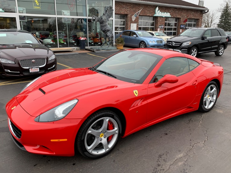 Used 2010 Ferrari California  | Brookfield, WI