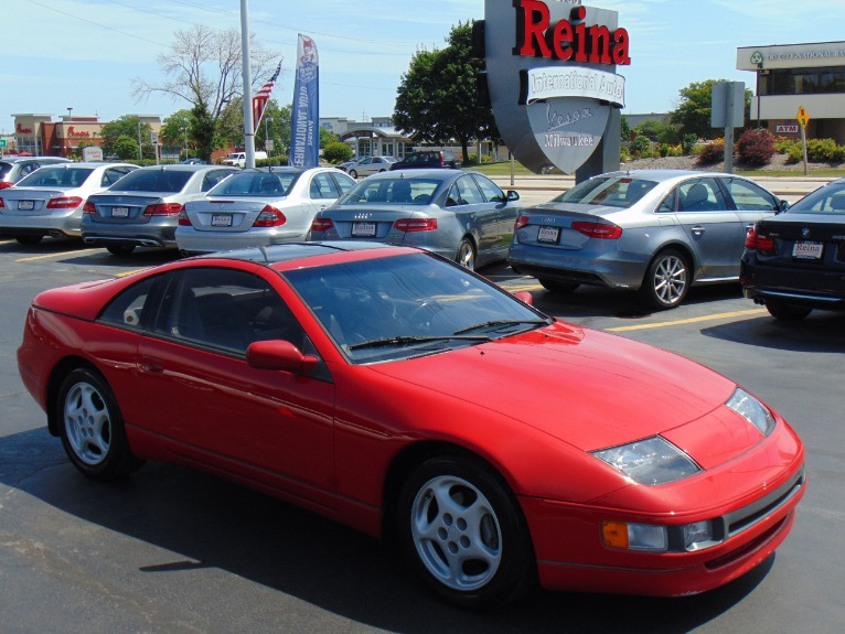Used-1990-Nissan-300ZX-GS