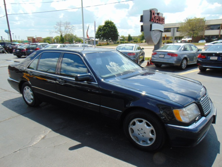 Used 1996 Mercedes-Benz S-Class S 600 | Brookfield, WI