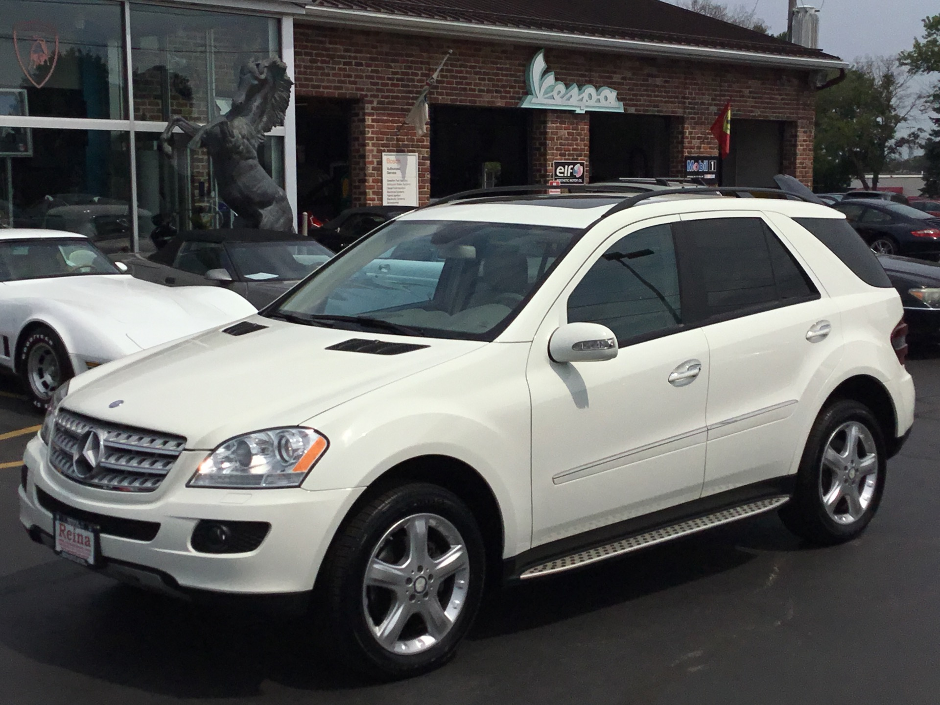 2008 Mercedes-Benz M-Class ML 350 Stock # 0937 for sale ...