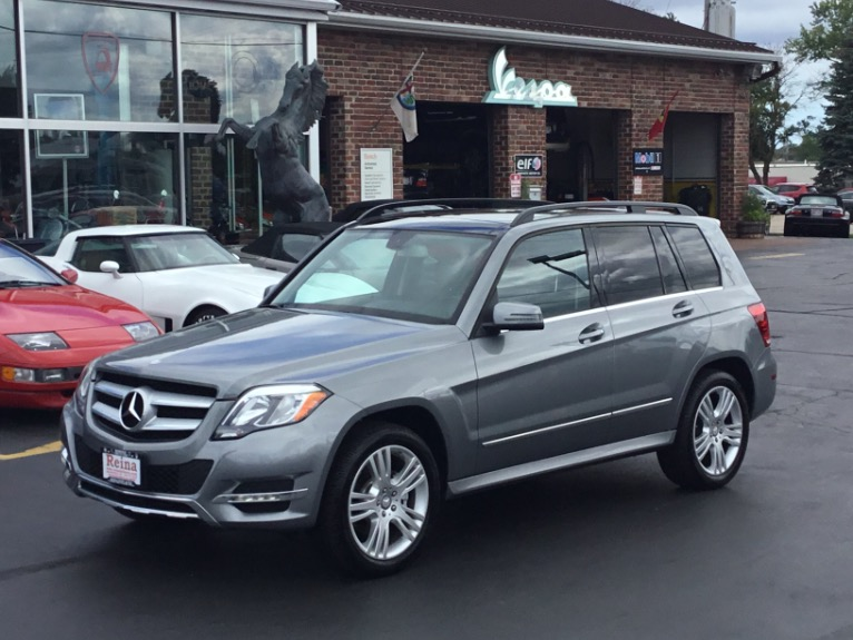 Used 2013 Mercedes-Benz GLK 350 4MATIC | Brookfield, WI