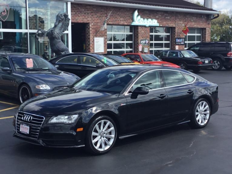 Used 2013 Audi A7 3.0T quattro Prestige | Brookfield, WI