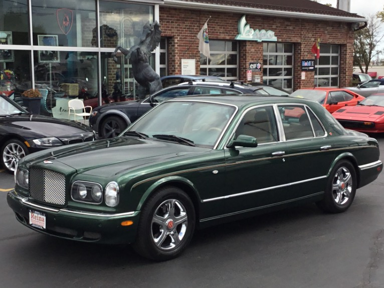 Used 2001 Bentley Arnage Red Label | Brookfield, WI