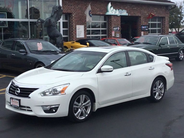 Used 2015 Nissan Altima 3.5 SL | Brookfield, WI