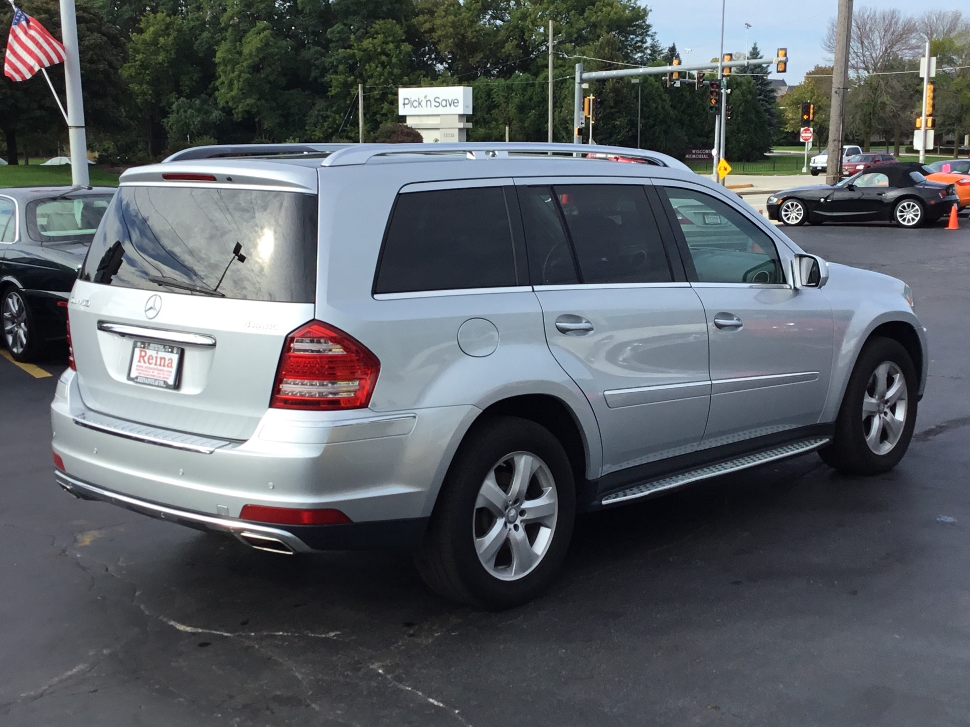 Capitol Auto Sales >> 2010 Mercedes-Benz GL-Class GL 450 4MATIC Stock # 7554 for sale near Brookfield, WI | WI ...