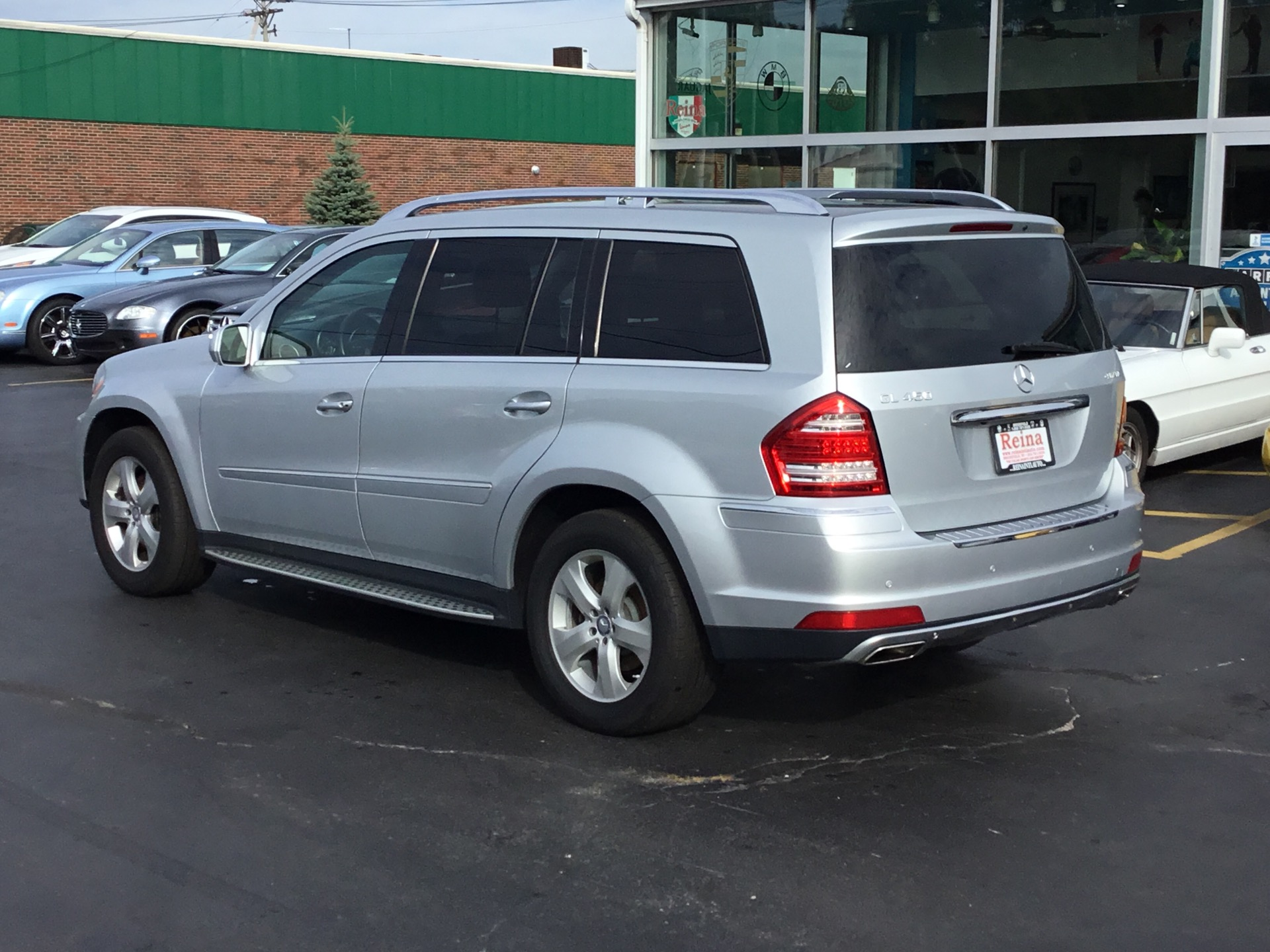 2010 Mercedes-Benz GL 450 4MATIC Stock # 7554 for sale ...