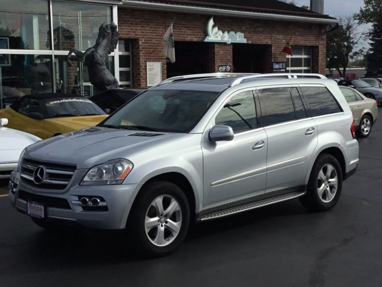 Used 2010 Mercedes-Benz GL 450 4MATIC | Brookfield, WI