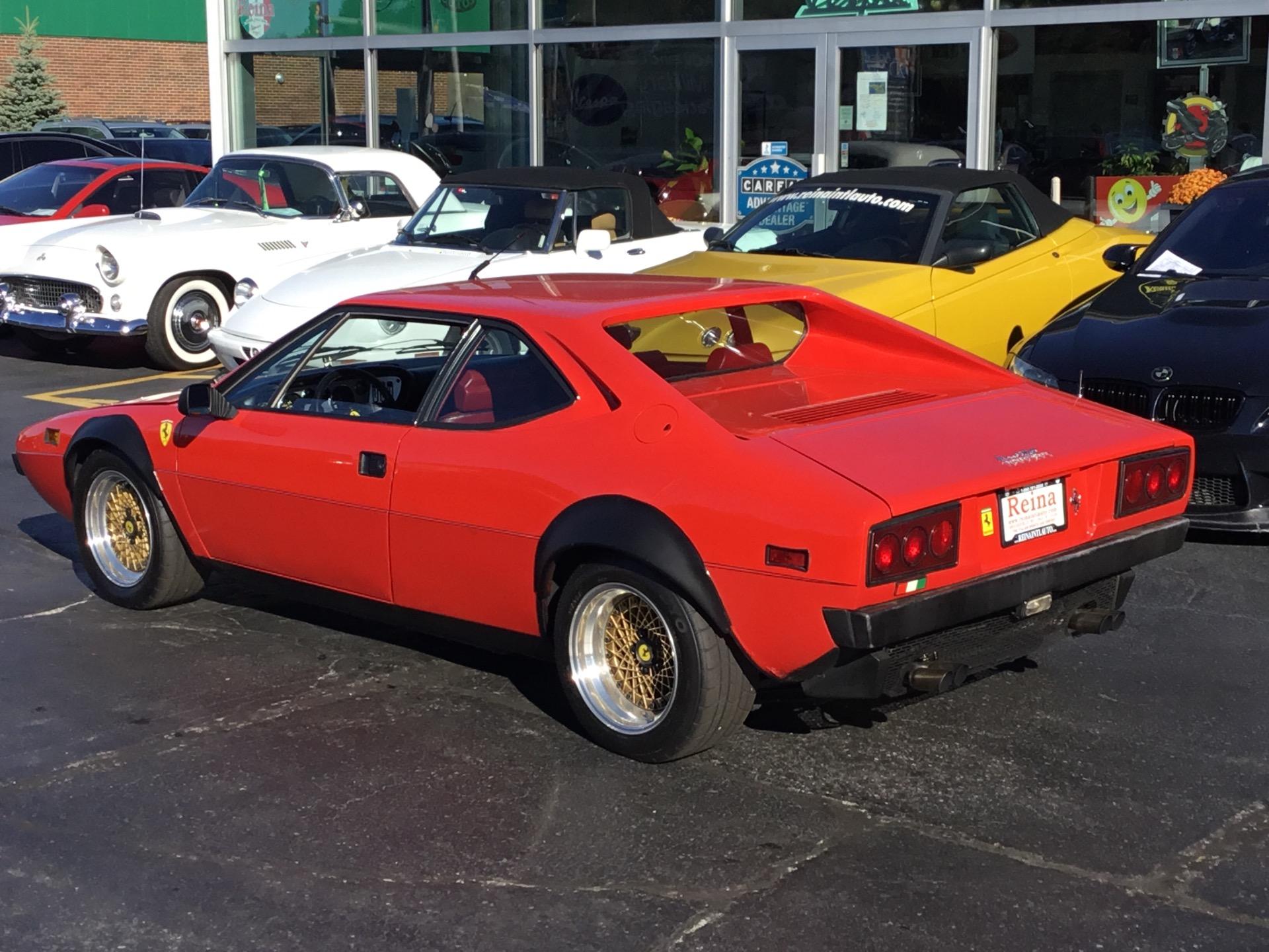 1975 Ferrari Dino 308 GT Stock 0242 For Sale Near