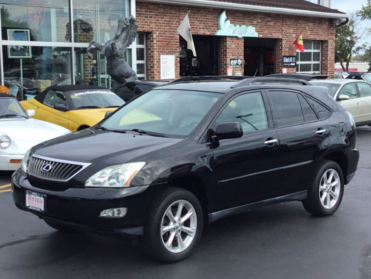 2009 Lexus Rx 350 Stock 0314 For Sale Near Brookfield
