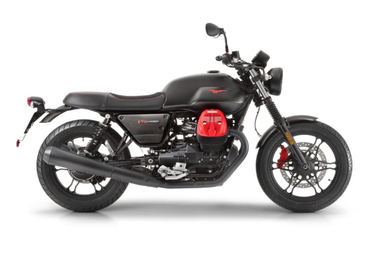 New 2018 Moto Guzzi V7III Carbon Dark  | Brookfield, WI
