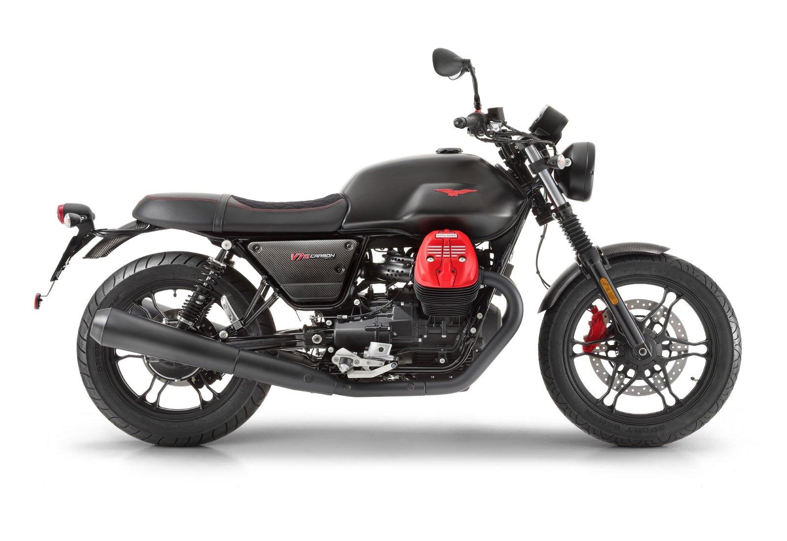 New-2018-Moto-Guzzi-V7III-Carbon-Dark