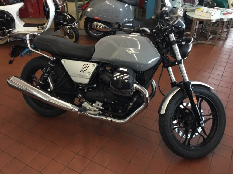 2018 Moto Guzzi V7 III Milano Stock # 11065 for sale near Brookfield