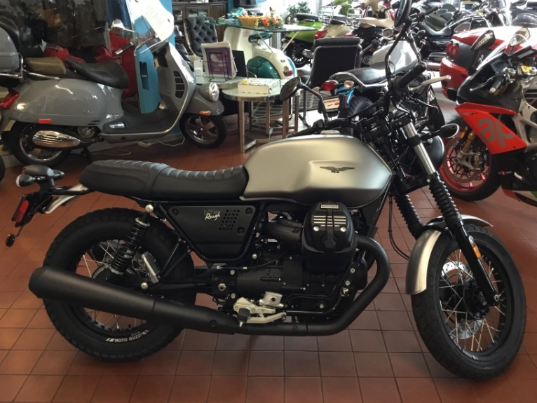 New 2018 Moto Guzzi V7 III Rough  | Brookfield, WI