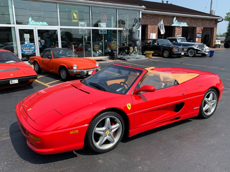 Used 1999 Ferrari 355 F1 Spider  | Brookfield, WI