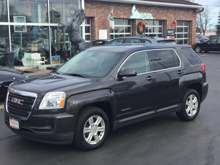 Used 2016 GMC Terrain SLE AWD | Brookfield, WI