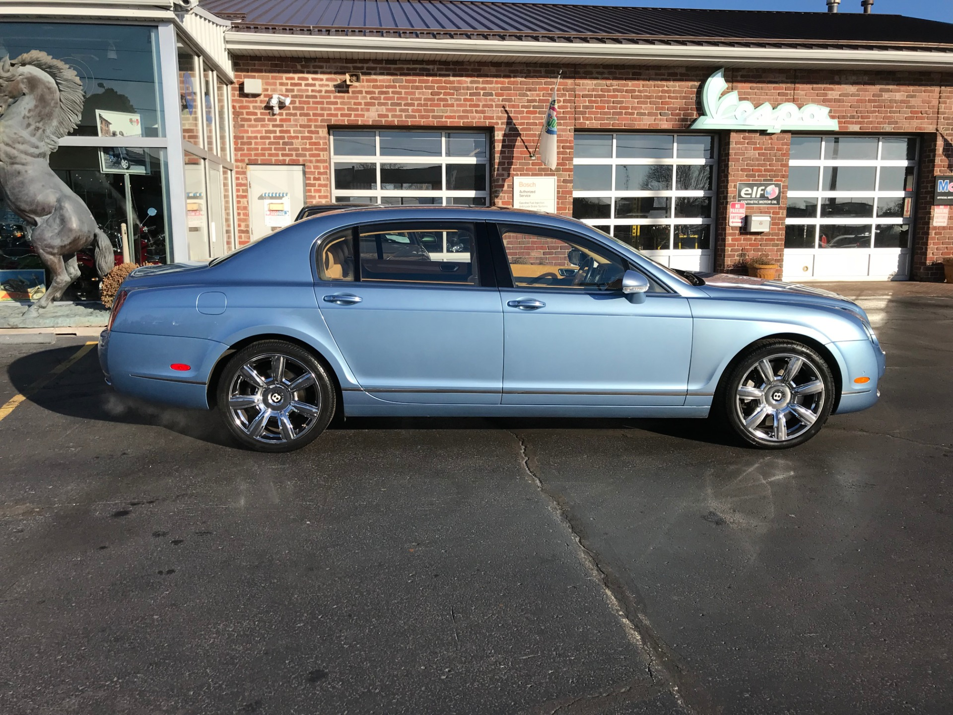 Used-2007-Bentley-Continental-Flying-Spur-AWD