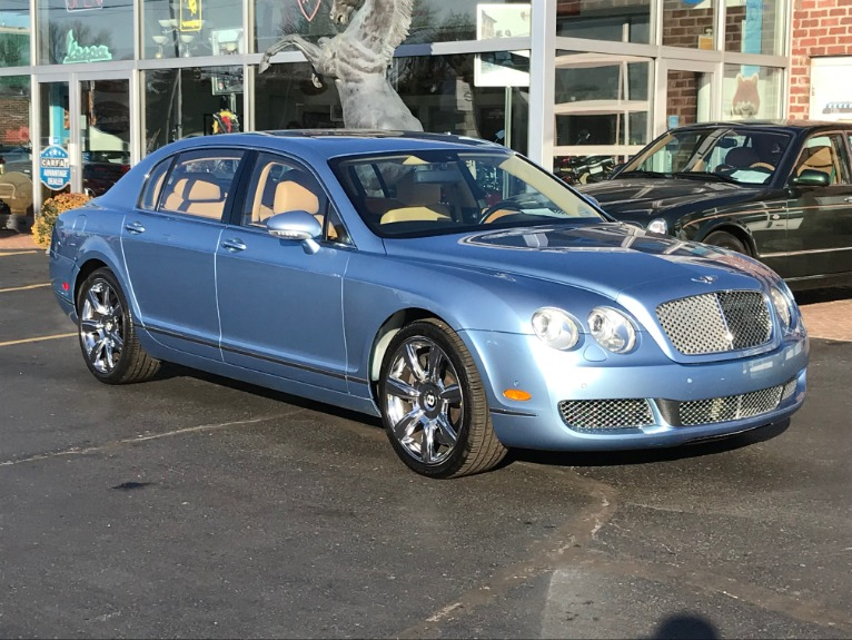 Used 2007 Bentley Continental Flying Spur AWD | Brookfield, WI