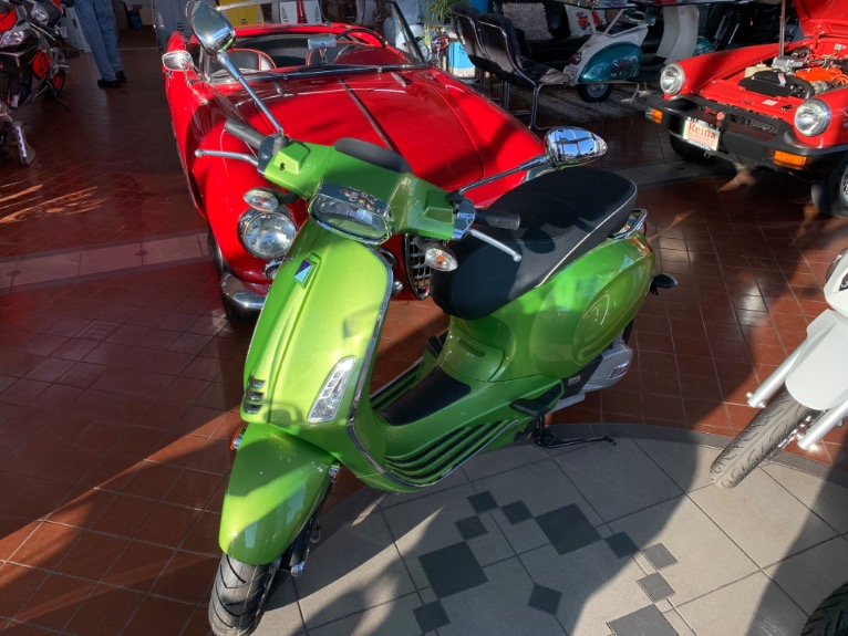 New 2019 Vespa Sprint 150  | Brookfield, WI