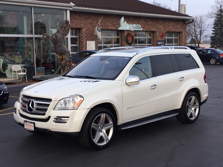Used 2010 Mercedes-Benz GL550 4-Matic AMG Sport | Brookfield, WI
