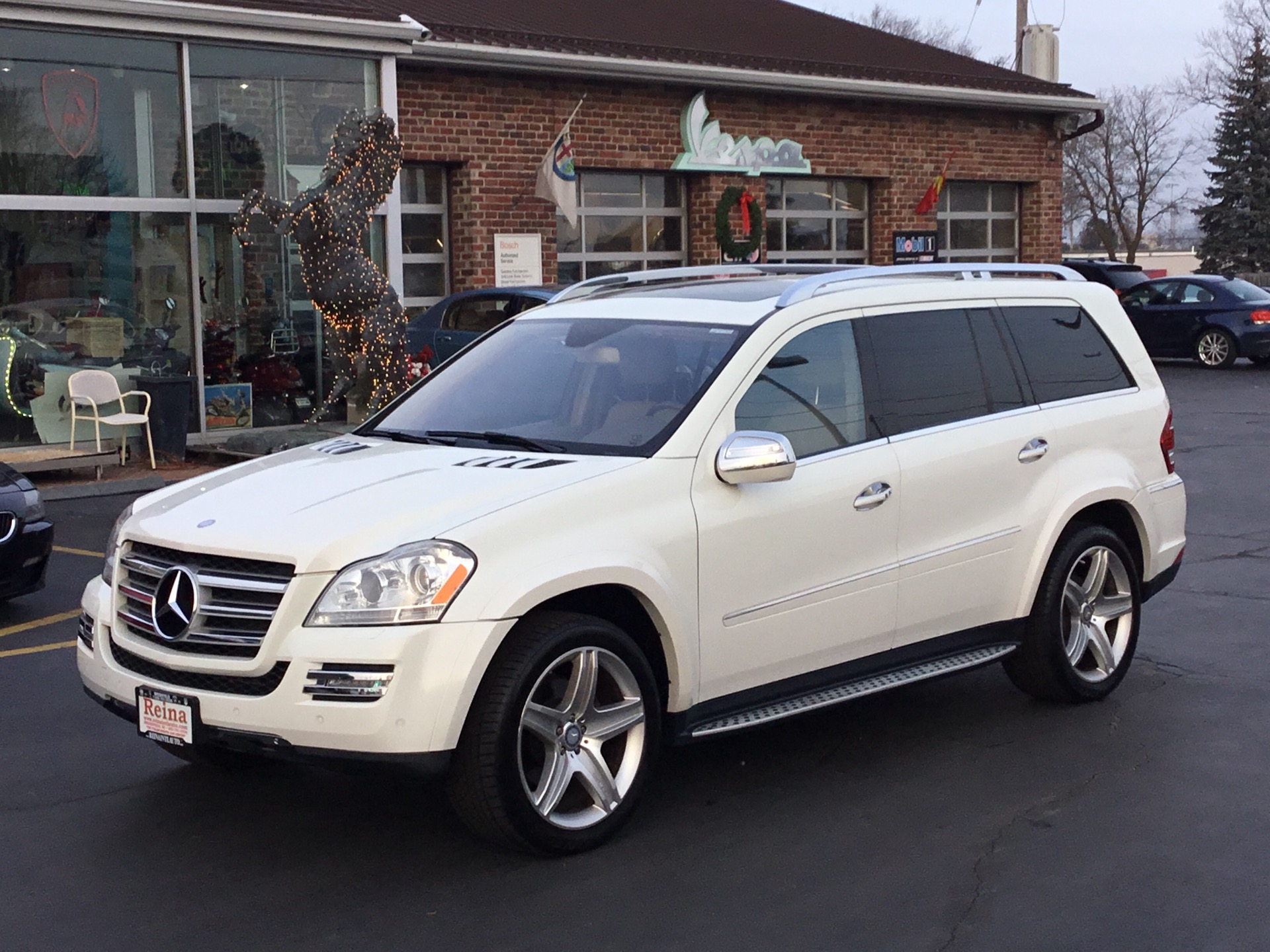 2010 Mercedes-Benz GL550 4MATIC Stock # 9981 for sale near ...