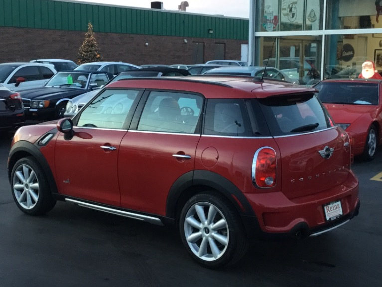 Used-2016-MINI-Countryman-Cooper-S-ALL4