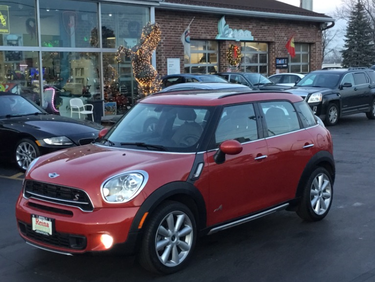 Used 2016 MINI Countryman Cooper S ALL4 | Brookfield, WI