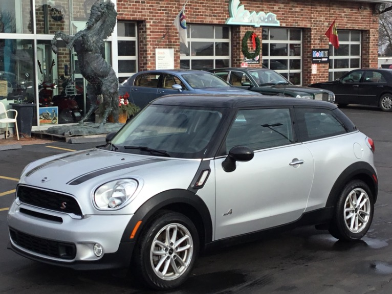 Used 2015 MINI Paceman Cooper S ALL4 | Brookfield, WI