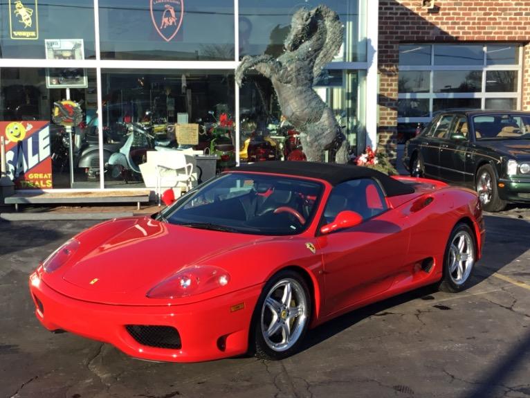 Used 2004 Ferrari 360 Modena Spider  | Brookfield, WI