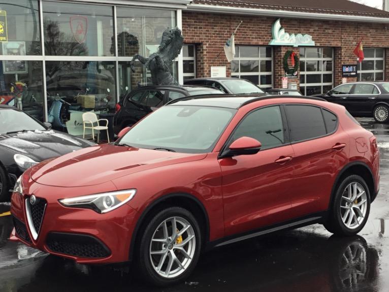 Used 2018 Alfa Romeo Stelvio Ti Sport AWD | Brookfield, WI